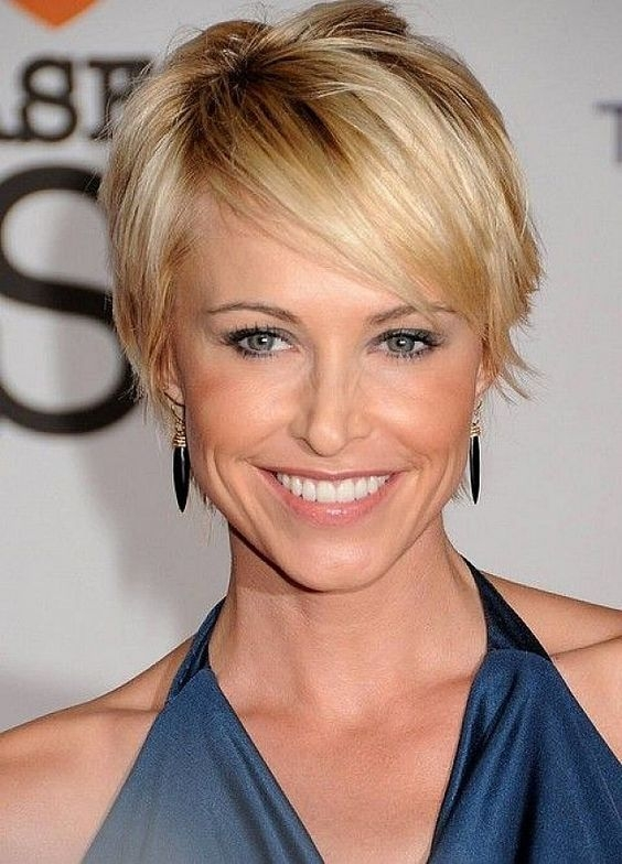 pin on short hairstyles Short Fine Haircuts Ideas