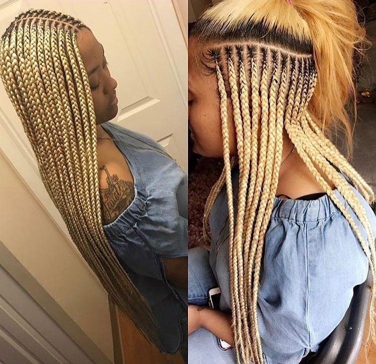 pinterestmontoyarawls african braids hairstyles Black Women Hair Braiding Styles Inspirations