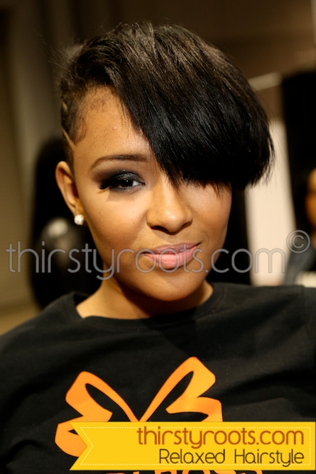 prom hairstyles black girls Prom Hairstyles For Short Hair African American Ideas