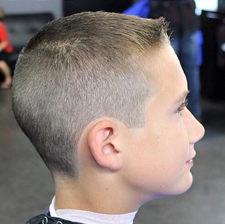 she found a good barber boy haircuts short boys Boys Short Hair Styles Inspirations