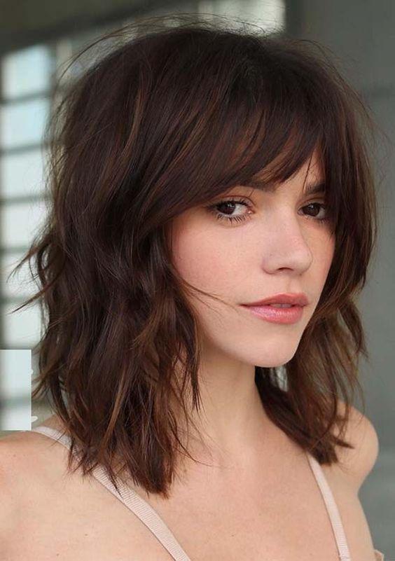 short hairstyles bob haircuts shoulder length haircuts Short Length Haircuts Inspirations