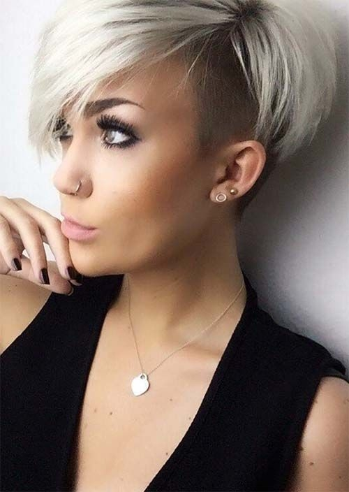 short undercut haircuts for women 3 latest hairstyles 2020 Short Hair Styles For Females Choices