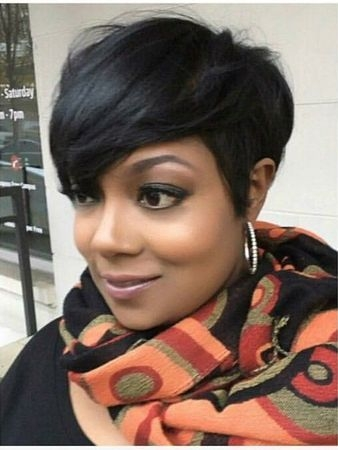 short wigs human hair wigs for black women short weave Short Hair Styles Wigs Inspirations