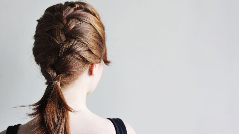 Stylish 10 sexy french braid hairstyles for 2020 the trend spotter French Braid Hair Style Ideas