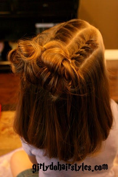 Stylish 101 adorable little girls hairstyles hair styles little Cute Little Girl Hairstyles For Short Hair Choices