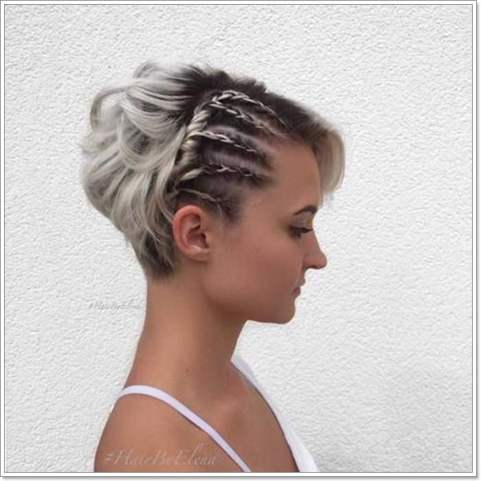 Stylish 104 outstanding updos for short hair that looks totally Style Suitable For Short Hair Choices