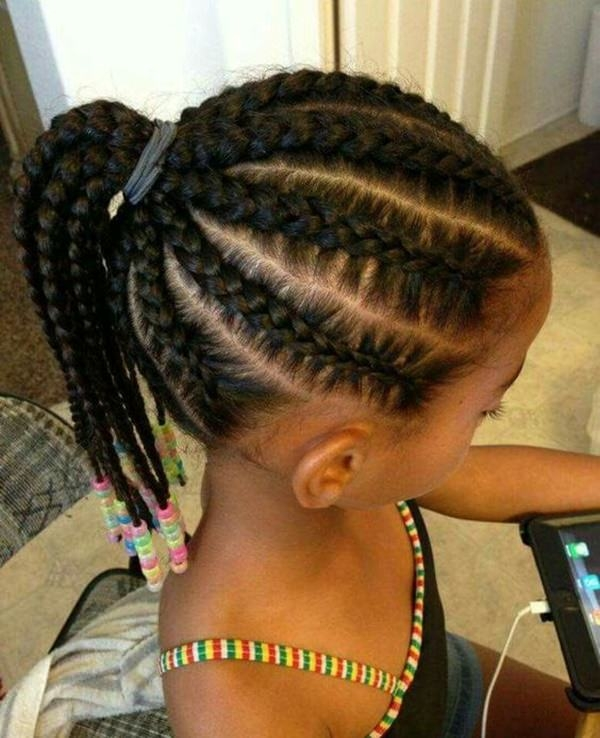 Stylish 133 gorgeous braided hairstyles for little girls Braids Hairstyles For Small Girls Choices