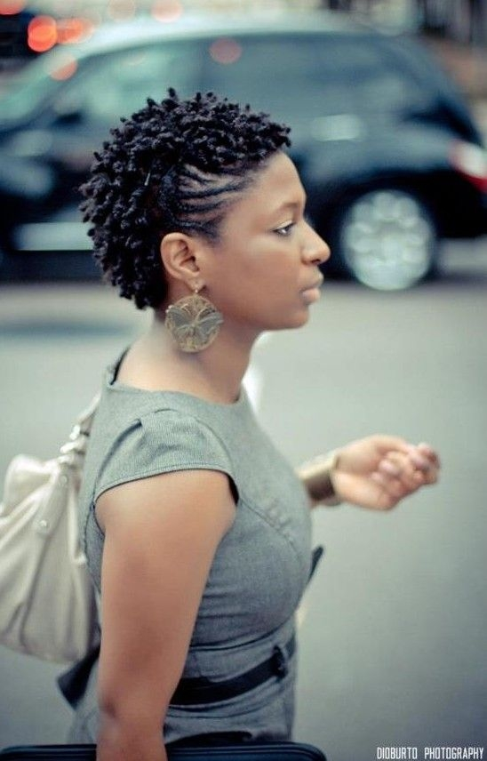 Stylish 15 cool short natural hairstyles for women pretty designs Braided Hairstyles For Short Natural Hair For Black Women Inspirations
