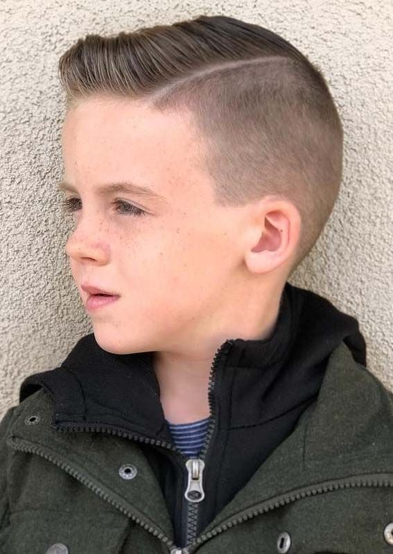 Stylish 16 cute little boy hairstyles haircuts for 2019 Short Hair Style Image For Boys Inspirations