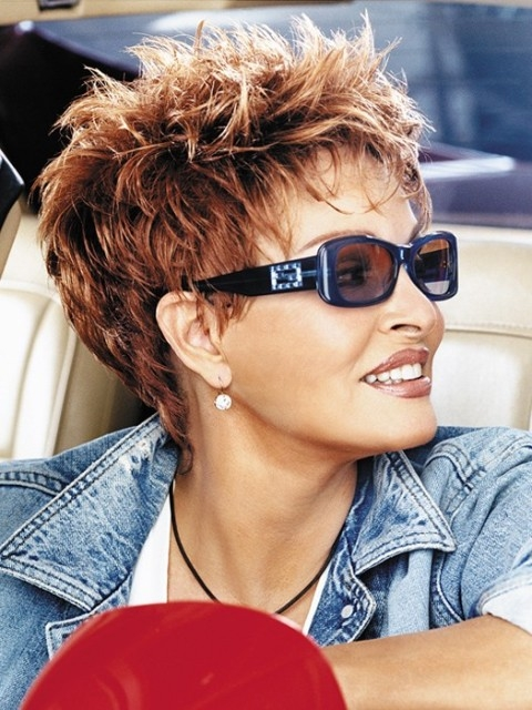 Stylish 16 sassy short haircuts for fine hair Sassy Short Hair Styles Choices