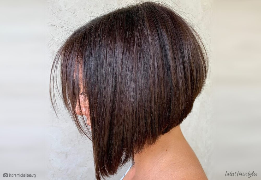 Stylish 19 best short a line bob haircuts you have to see Pictures Of Short A Line Haircuts Inspirations