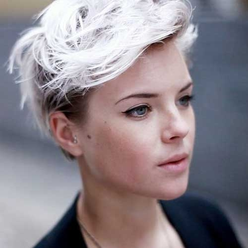 Stylish 20 casual hairstyles for short hair for a relaxed look Casual Short Haircuts Inspirations