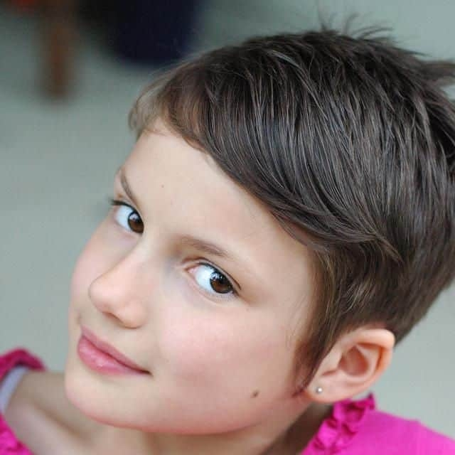Stylish 20 must try hairstyles for 9 and 10 year old girls 2020 Hairstyles For 13 Year Olds With Short Hair Choices