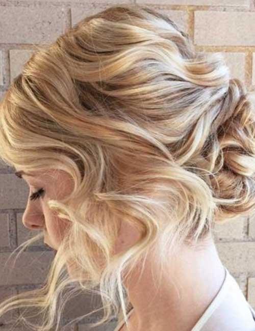 Stylish 20 stunning diy prom hairstyles for short hair Elegant Styles For Short Hair Choices