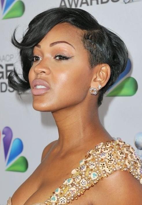 Stylish 23 popular short black hairstyles for women hairstyles weekly Ebony Short Haircuts Ideas