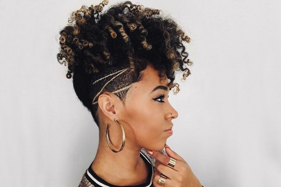 Stylish 24 short hairstyles for black women to look different Black Girl Short Haircuts Inspirations