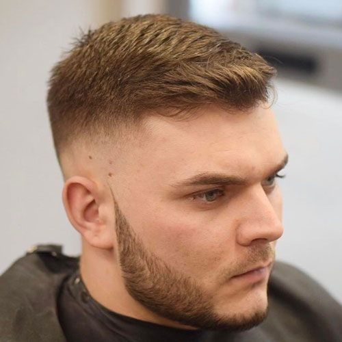 Stylish 25 best haircuts for guys with round faces 2020 guide Short Haircut For Round Face Man Ideas