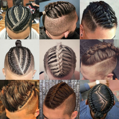 Stylish 25 cool braids hairstyles for men 2020 guide Hair Braid Styles For Guys Inspirations