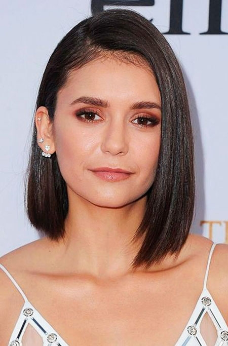 Stylish 25 short hairstyles for straight hair Straight Hair Short Haircuts Ideas