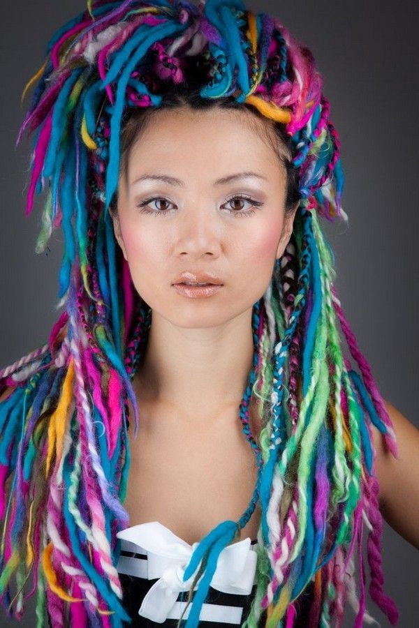 Stylish 25 yarn braids hairstyle trends and tutorials in 2021 hair Braids With Yarn Hair Styles Choices