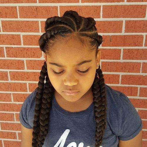 Stylish 30 african american teenage hairstyles my blog Cute Hairstyles For African American Teens