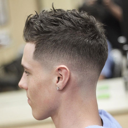 Stylish 30 best hairstyles for men with thick hair 2020 guide Hairstyles For Short Thick Hair Guys Inspirations
