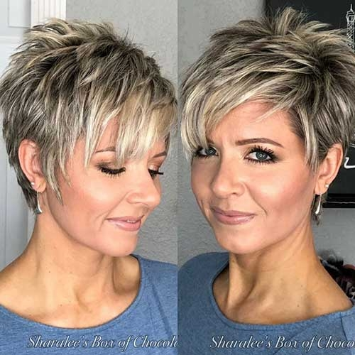 Stylish 30 best short hairstyles for women over 50 short haircut Short Hair For Over Fifties Choices
