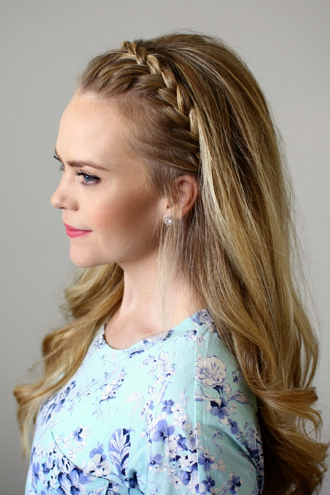 Stylish 30 bridesmaid hairstyles your friends will love a Braided Hair For Bridesmaids Ideas