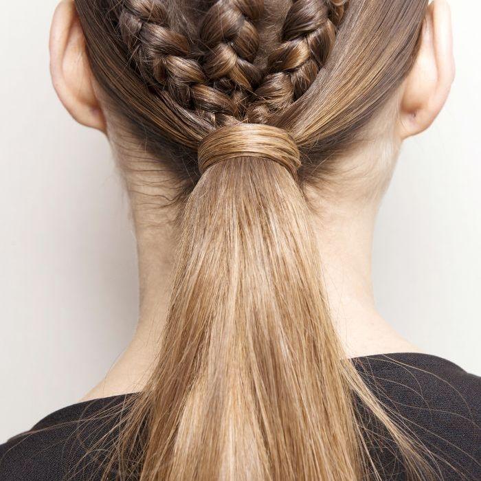 Stylish 30 fun braided hairstyles for long hair Cool Braid Long Hair Inspirations