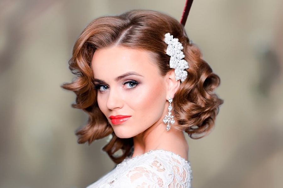 Stylish 30 pretty prom hairstyles for short hair lovehairstyles Short Hair Style For Prom Inspirations
