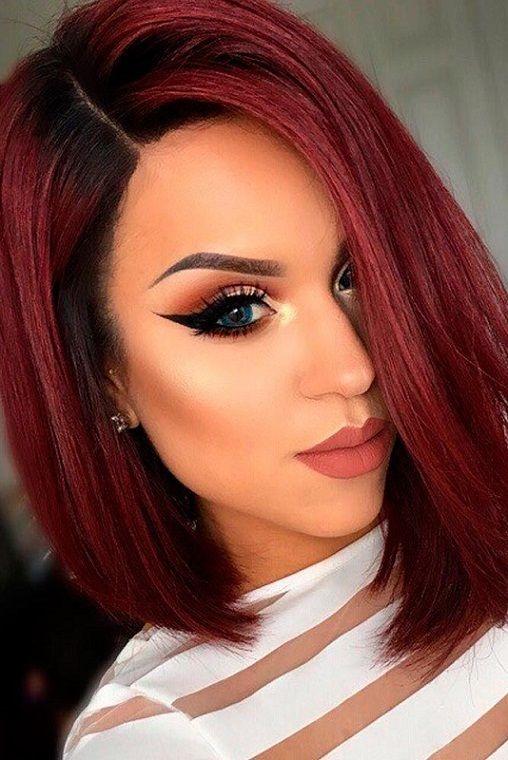 Stylish 30 short red hair color ideas 2018 pics bucket short red Red Short Hair Styles Ideas