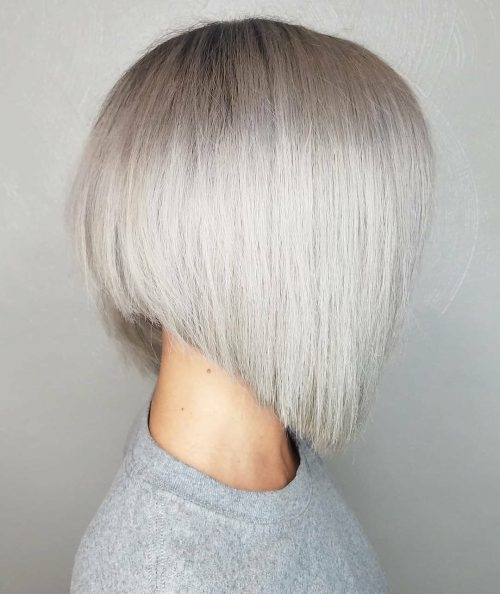 Stylish 33 hottest a line bob haircuts youll want to try in 2020 Pictures Of Short A Line Haircuts Inspirations