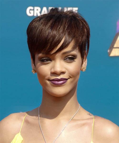 Stylish 37 rihanna hairstyles hair cuts and colors Rihanna Short Hair Styles Choices