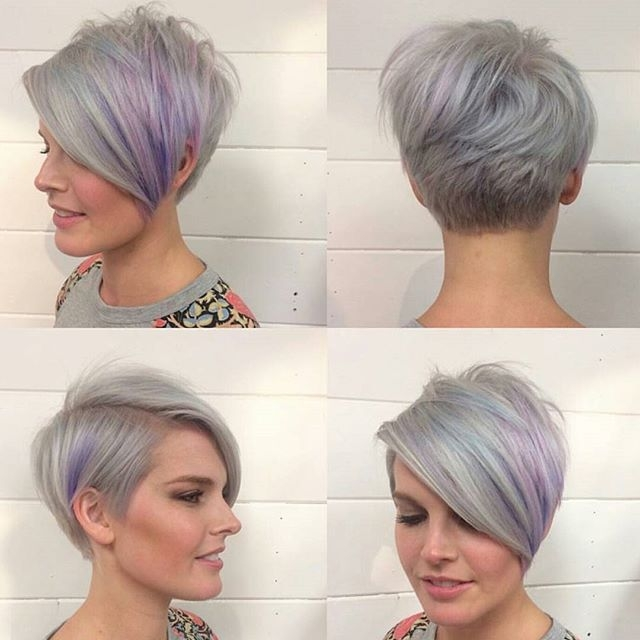 Stylish 40 hottest short hairstyles short haircuts 2021 bobs Short Haircuts With Color Ideas