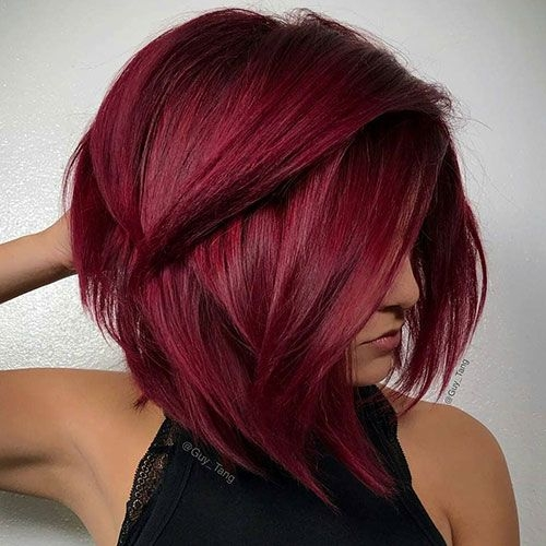 Stylish 45 best short hairstyles for thick hair 2020 guide in 2020 Cute Hairstyles For Short Red Hair Choices