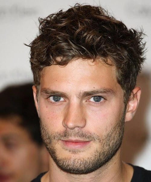 Stylish 45 short curly hairstyles for men with fabulous curls men Hairstyle For Short Curly Hair Male Choices