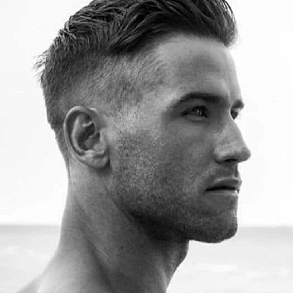 Stylish 50 mens short haircuts for thick hair masculine hairstyles Short Haircuts For Men With Thick Hair Ideas
