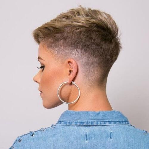 Stylish 55 alluring ways to sport short haircuts with thick hair Really Short Haircuts For Thick Hair Ideas