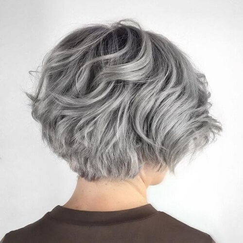 Stylish 55 alluring ways to sport short haircuts with thick hair Short Layered Hairstyles With Bangs For Thick Hair Choices