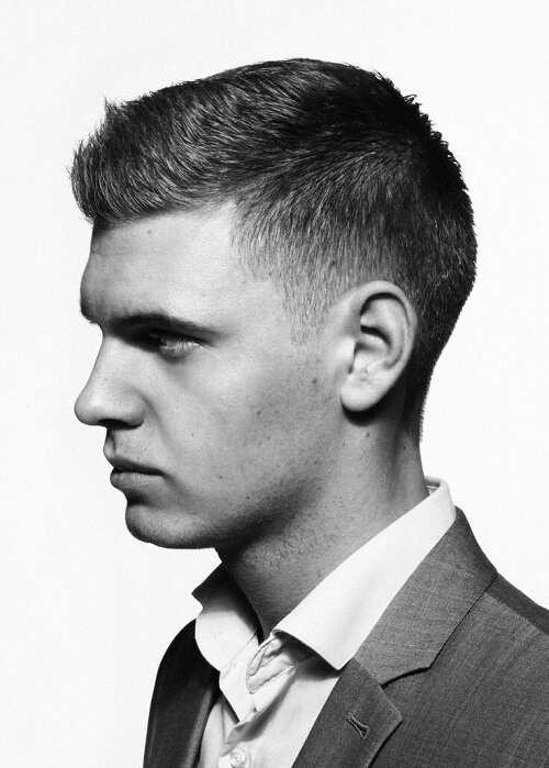 Stylish 55 short hairstyles for men for effortless style 2020 men Short Thinning Hair Styles For Men Choices