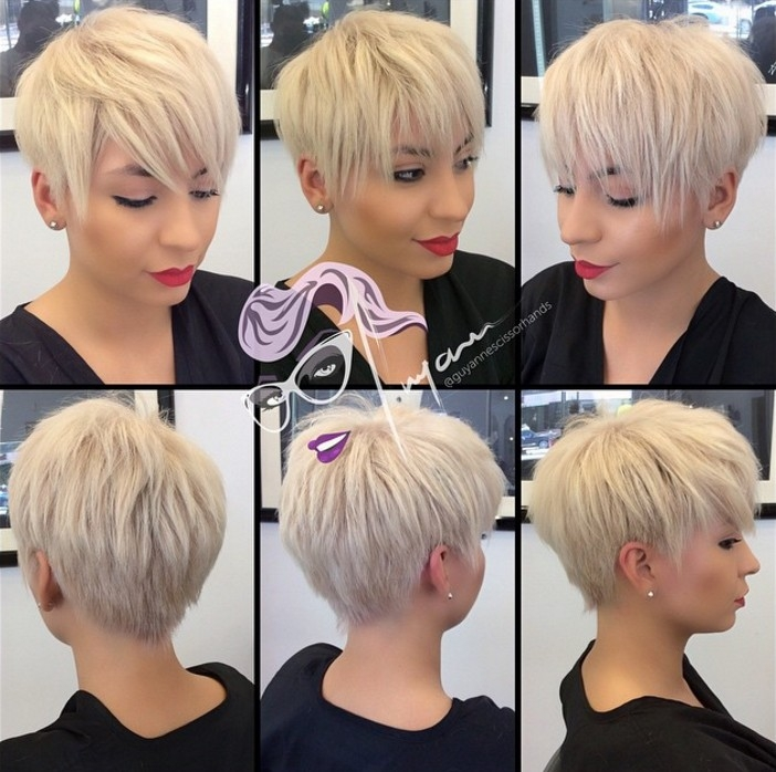 Stylish 60 cool short hairstyles new short hair trends women Pictures Of Short Haircuts Front And Back Inspirations