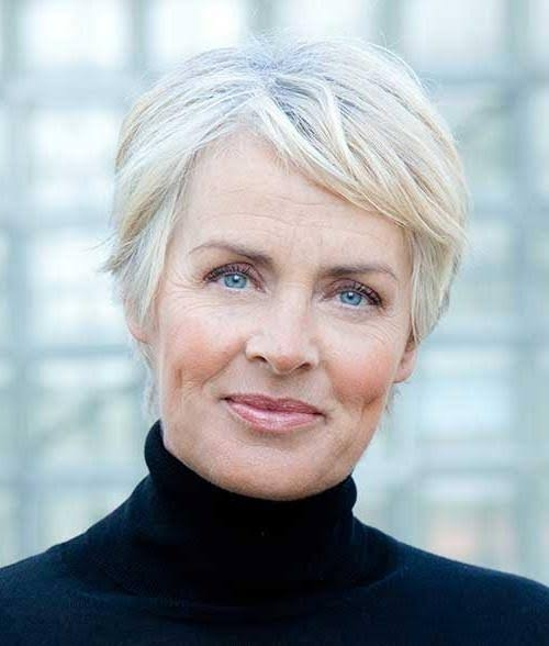 Stylish 60 short haircuts for older women short haircuts models Short Haircuts Older Women Choices