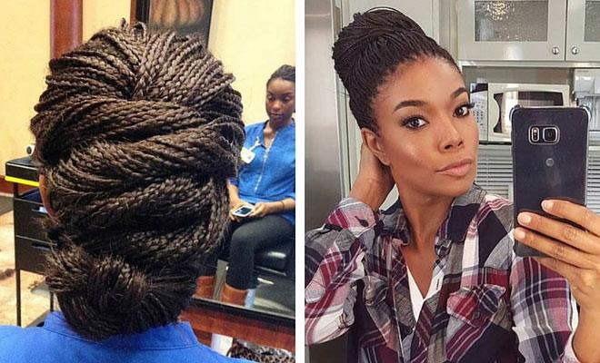 Stylish 61 beautiful micro braids hairstyles stayglam Wedding Hairstyles For Micro Braids Inspirations