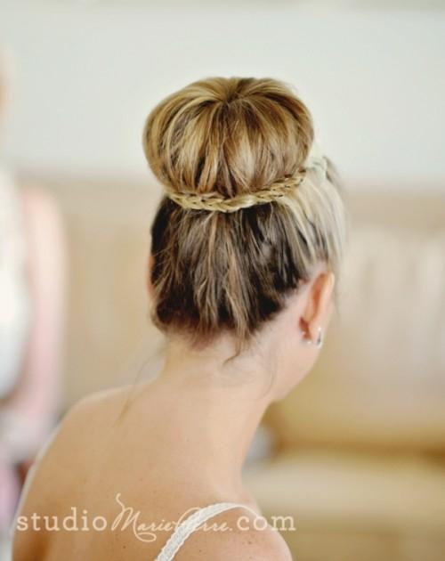 Stylish 63 braided wedding hairstyle ideas weddingomania Braided Hairstyle For Wedding Tutorial Inspirations