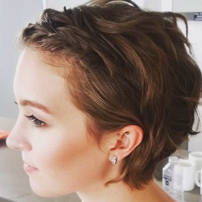 Stylish 7 best bridesmaid hairstyles for short hair in 2020 Maid Of Honor Hairstyles For Short Hair Ideas