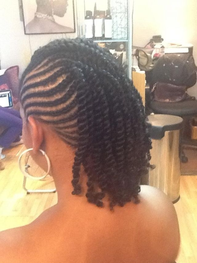 Stylish 75 super hot black braided hairstyles to wear hair styles Braided Natural Hair Styles Inspirations