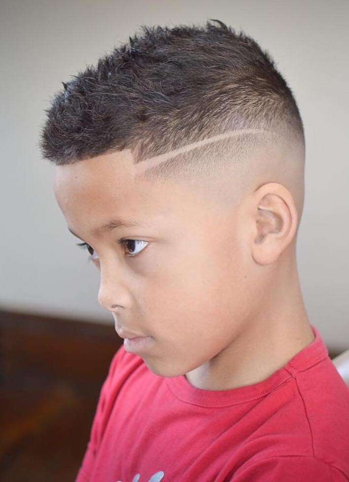 Stylish 90 cool haircuts for kids for 2020 Short Hair Style Image For Boys Ideas