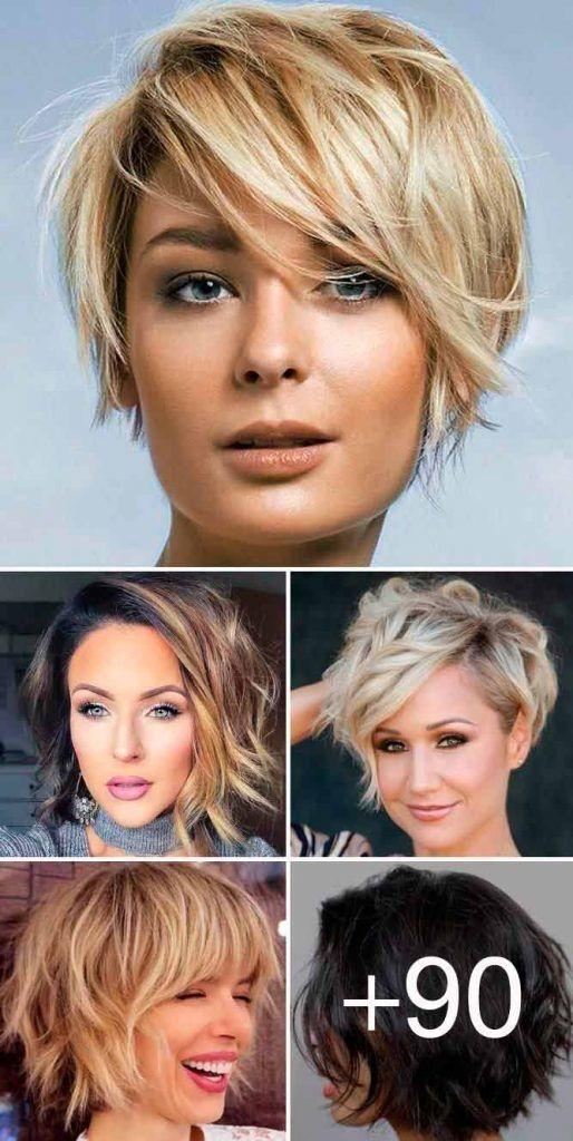Stylish 95 short hair styles that will make you go short Medium Short Haircut Styles Ideas