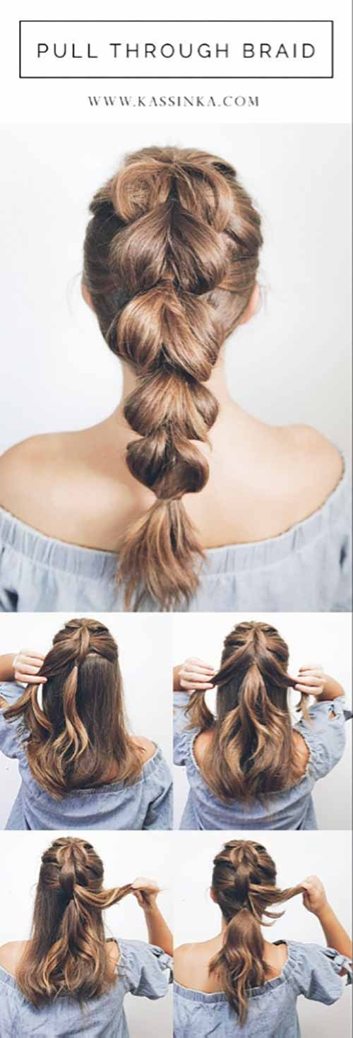 Stylish a comprehensive guide to the different types of braids Different Hair Braid Ideas Ideas