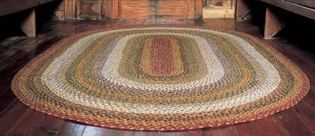 Stylish advantages of braided rugs nanas farmhouse American Made Braided Rugs